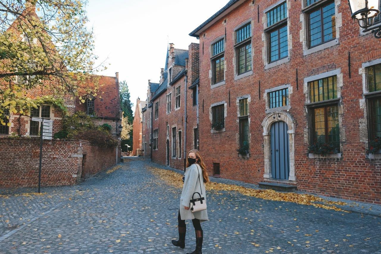 A Walking Guide to Leuven