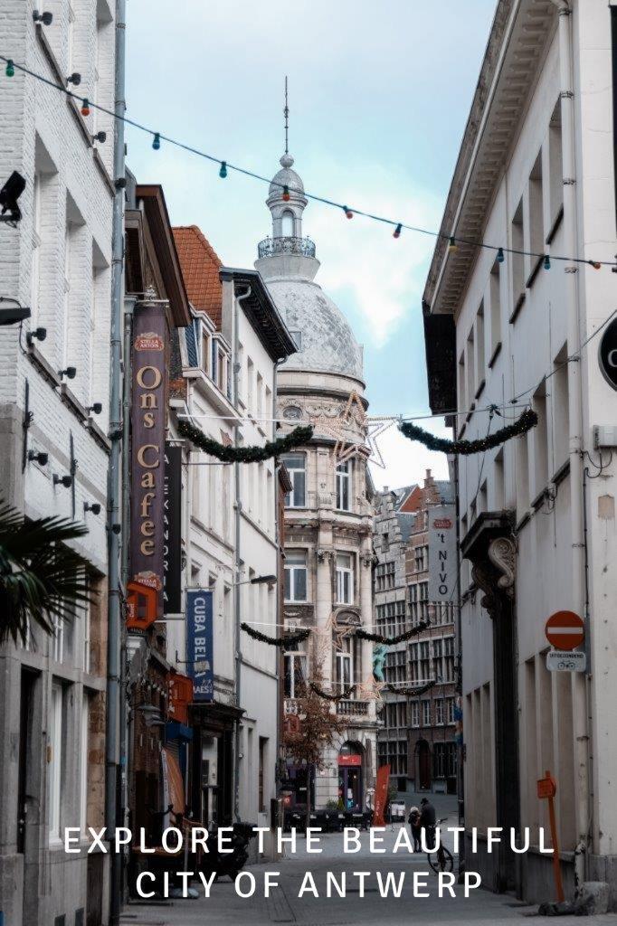 Pinterest - Antwerp