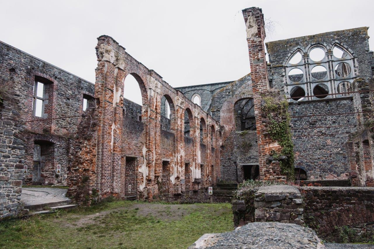 Is it Worth Visiting Villers Abbey?