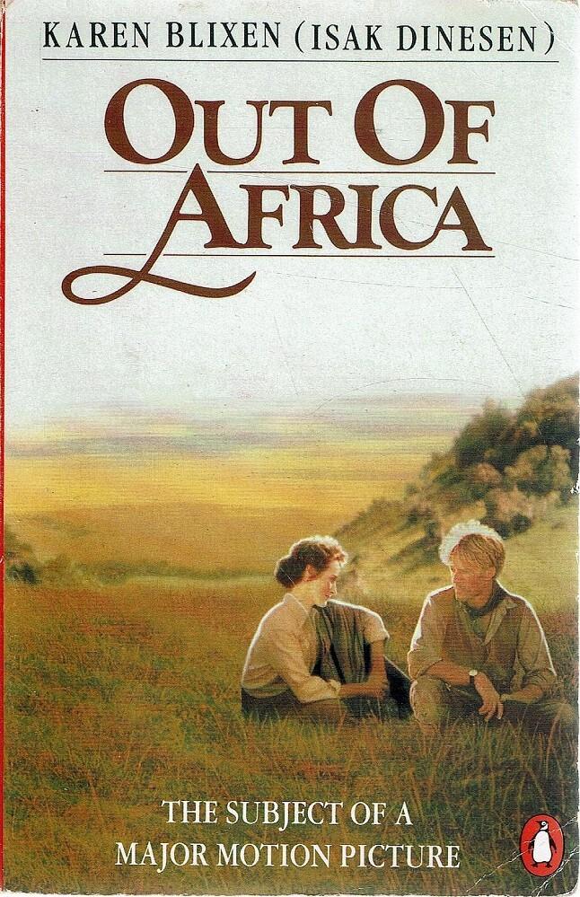 jana meerman out of africa karen blixen