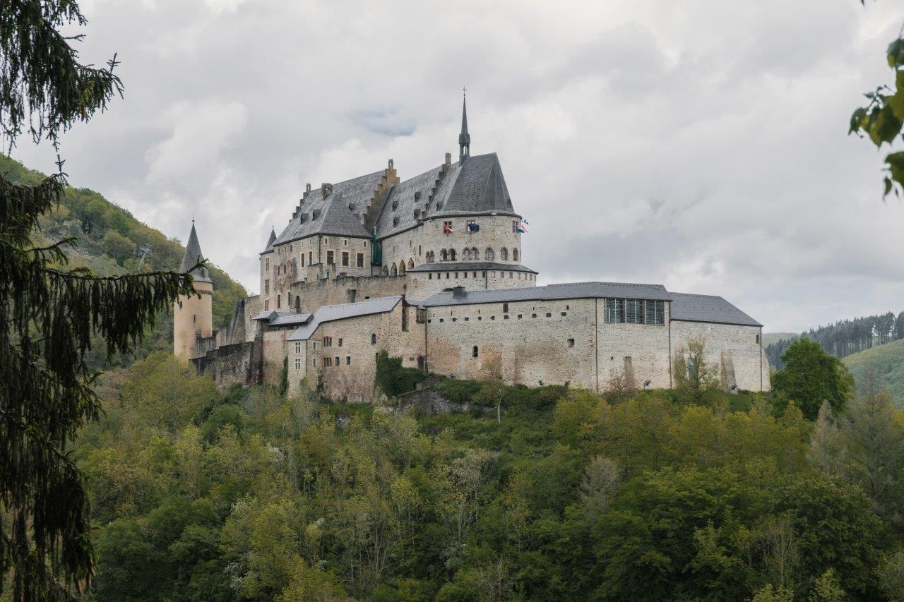 How to Travel Luxembourg For Free