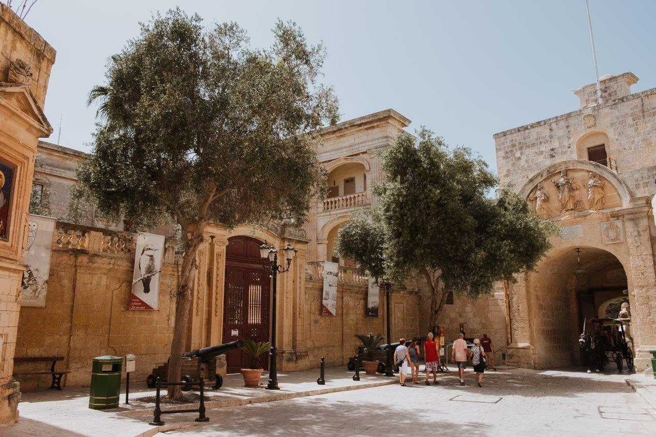 Visiting the Fortified City of Mdina