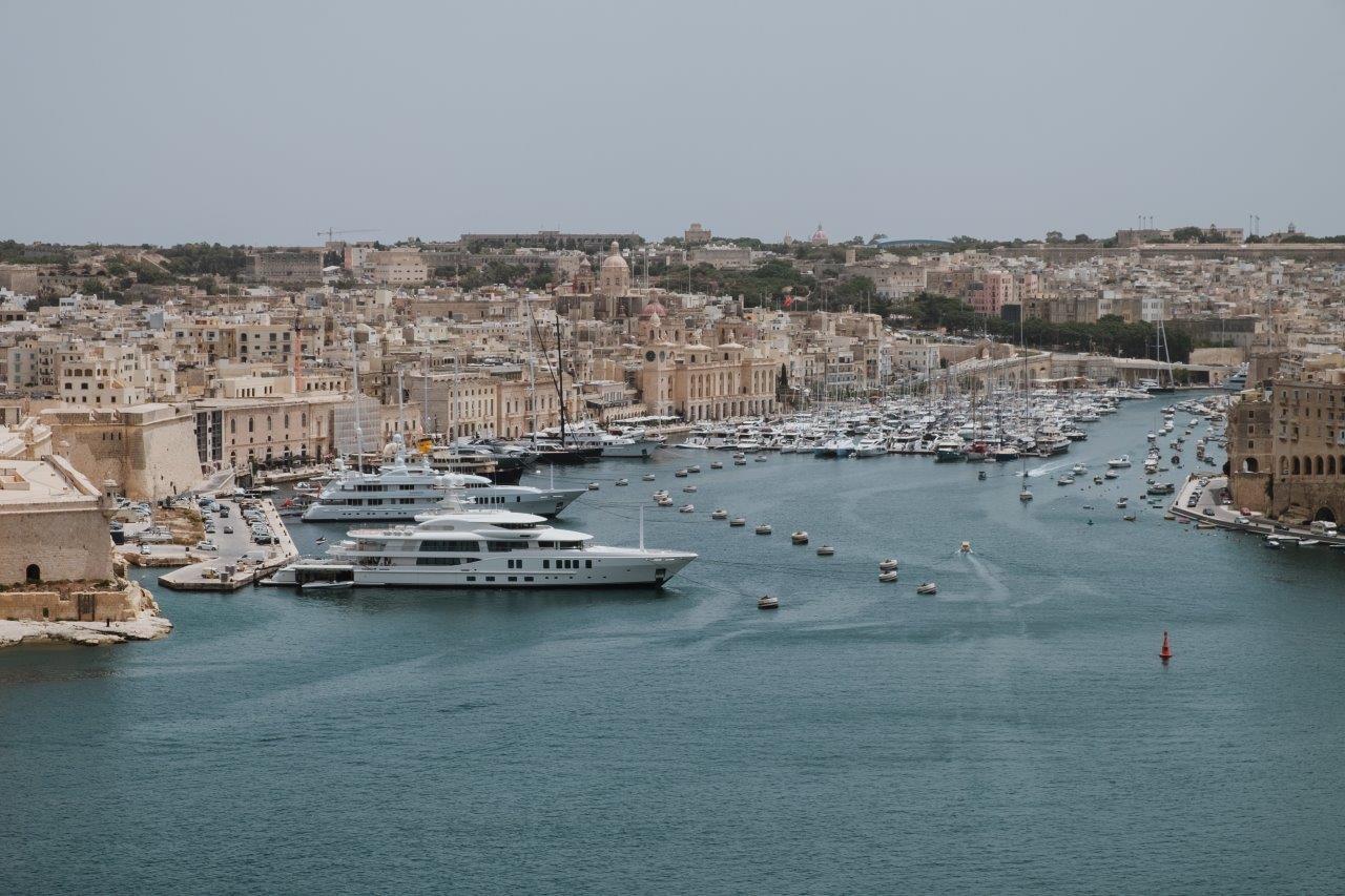 The Best Views in Valletta