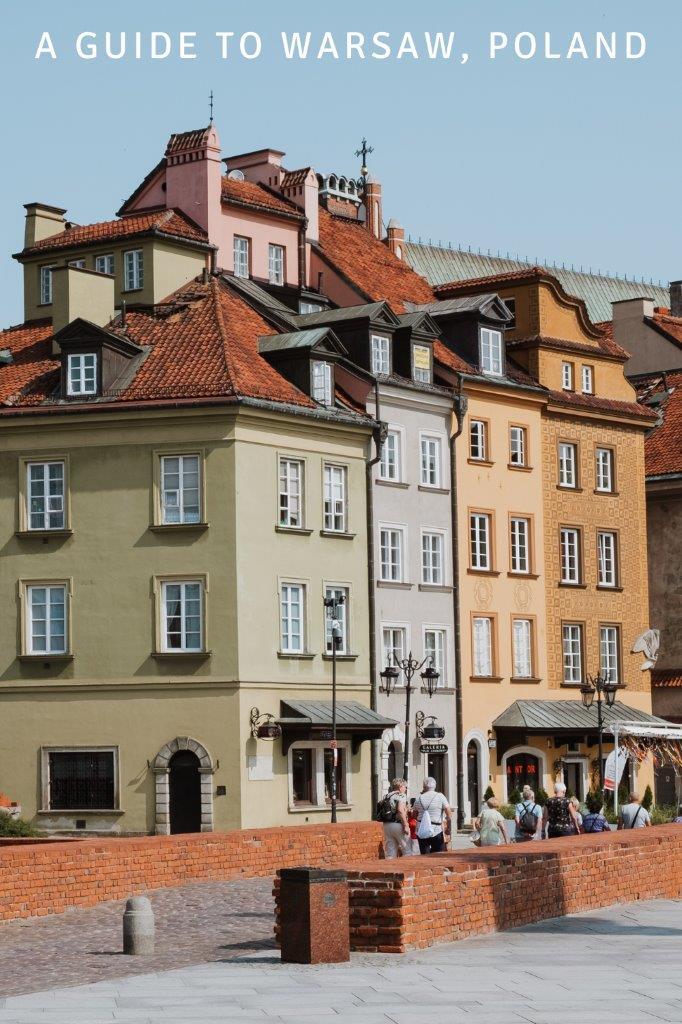 Pinterest - Warsaw