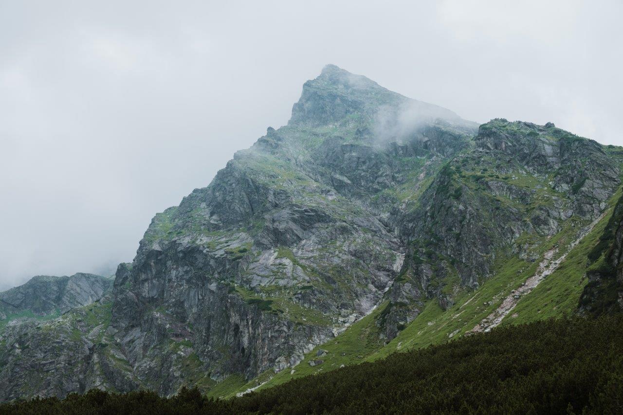 jana meerman czarny staw gasienicowy tatra national park