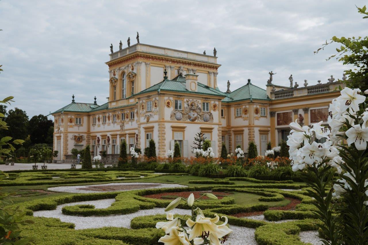 Visiting King Jan III's Palace