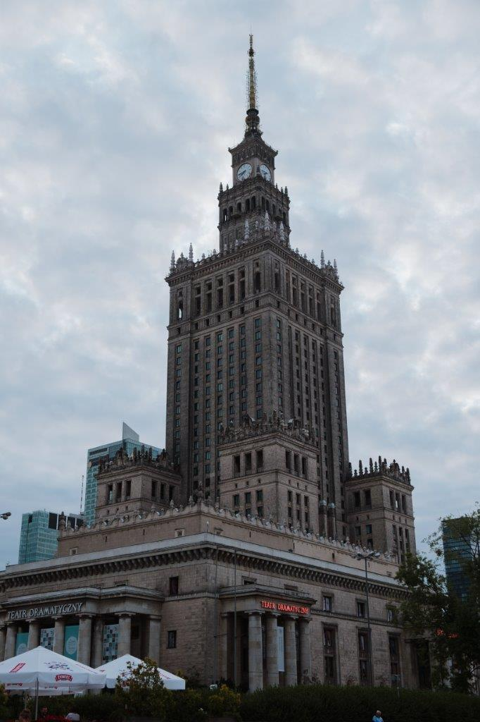 jana meerman palace of culture and science warsaw